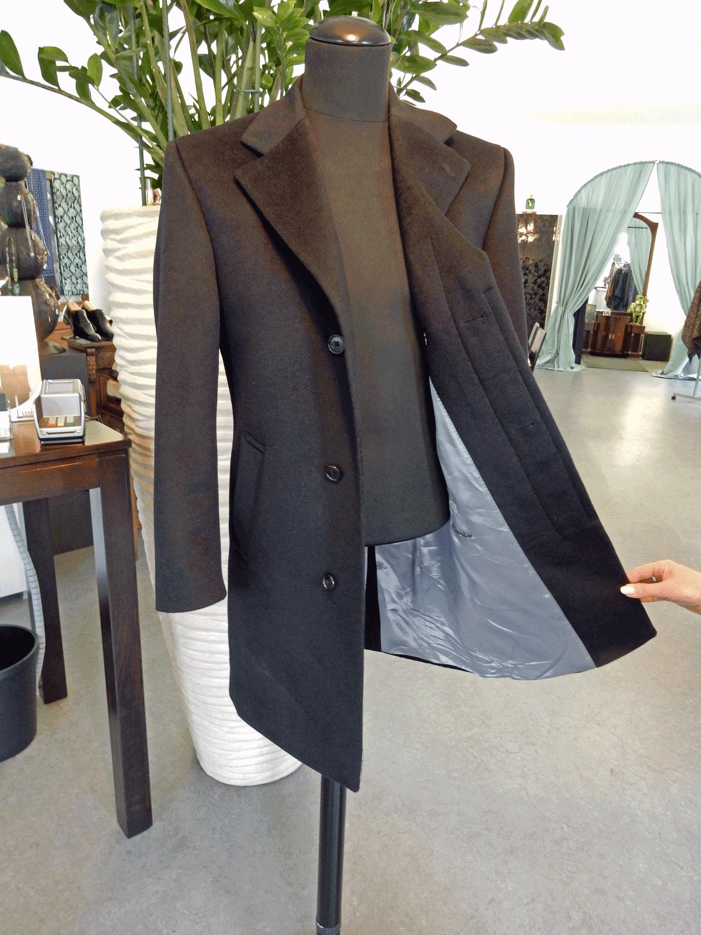 Individueller Maßherrenamp; Mantel Nach Ihr Damen wPXNk8nZ0O
